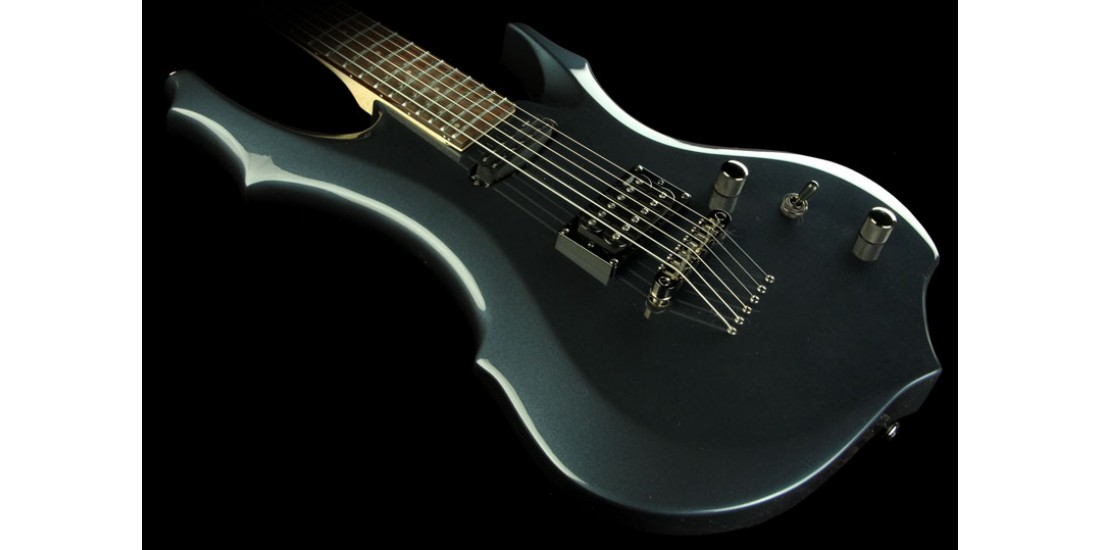 Esp Ltd F10-BLK Black Electric Guitar with Gigbag