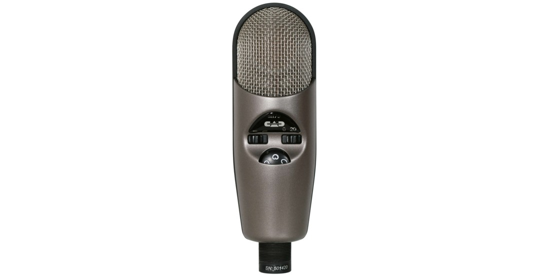 CAD Audio M179 Large Diaphragm Condenser Microphone