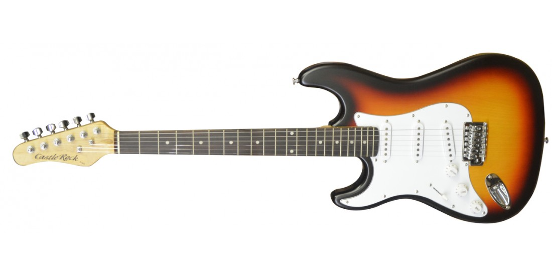 Castlerock EG-SV40L Electric Guitar Left Handed B-Stock