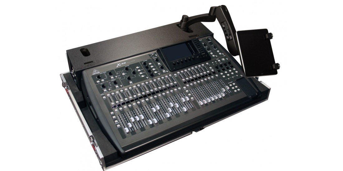 Behringer X32 Road Case with ARM