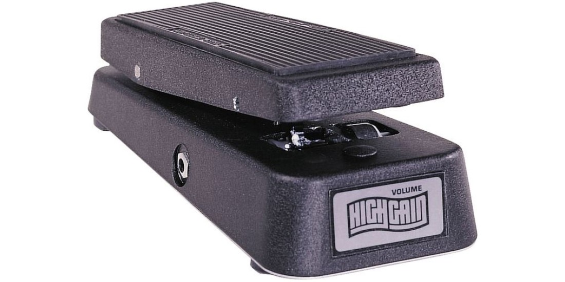Dunlop GCB80 Crybaby Highgain Volume Pedal