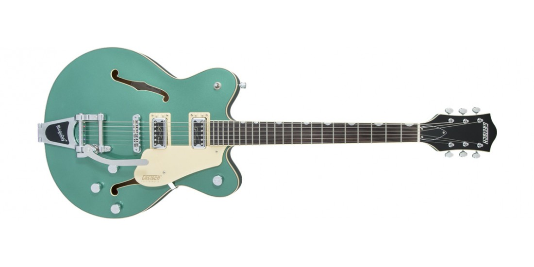 Open Box - Gretsch  G5622T  Electromatic  Center  Block  Georgia  Green  with  Bigsby