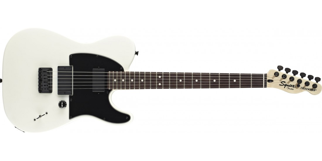 Fender Squier Jim Root Telecaster Flat White​