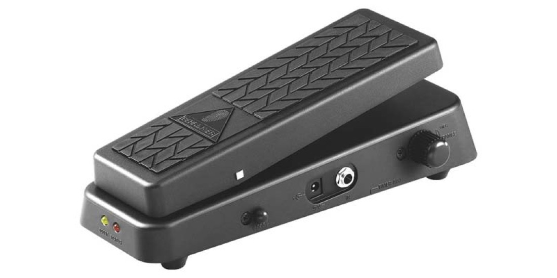 Behringer  HB01  Hell  Babe  Guitar  Wah  Wah  Effects  Pedal