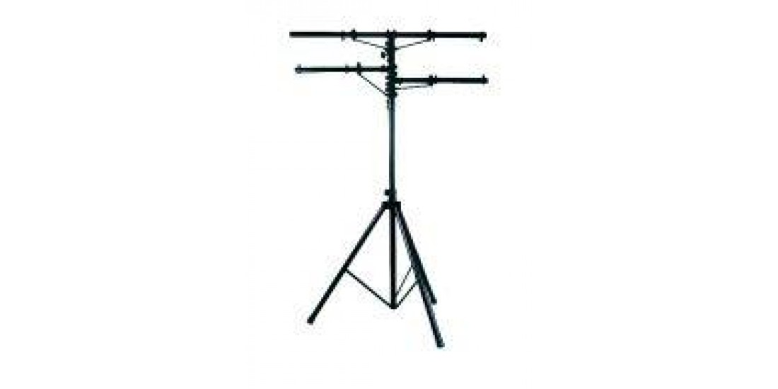 American Dj LTS1 Light Stand W/Tbar And 2 Side Arms
