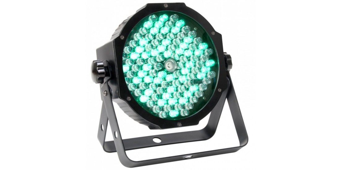 American DJ Mega par profile 3 watt UV LED for UV effect & vibirant color mixing with built in controls NEW MODEL