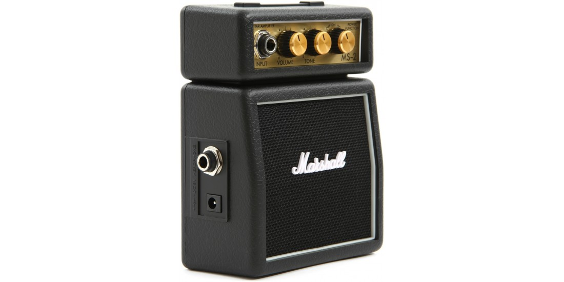 Marshall MS-2  Mini Practice Guitar Amplifier