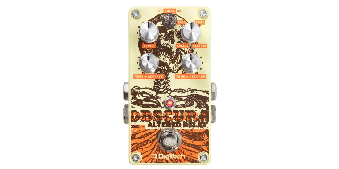 Digitech  OBSCURA  Guitar  Delay  Pedal