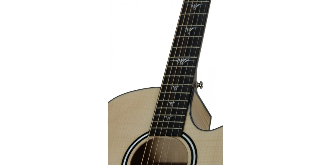 Dean  PE-UFM-GN  Performer  Ultra  Acoustic  Electric  Flamed  Maple  Top  inGloss  Natural