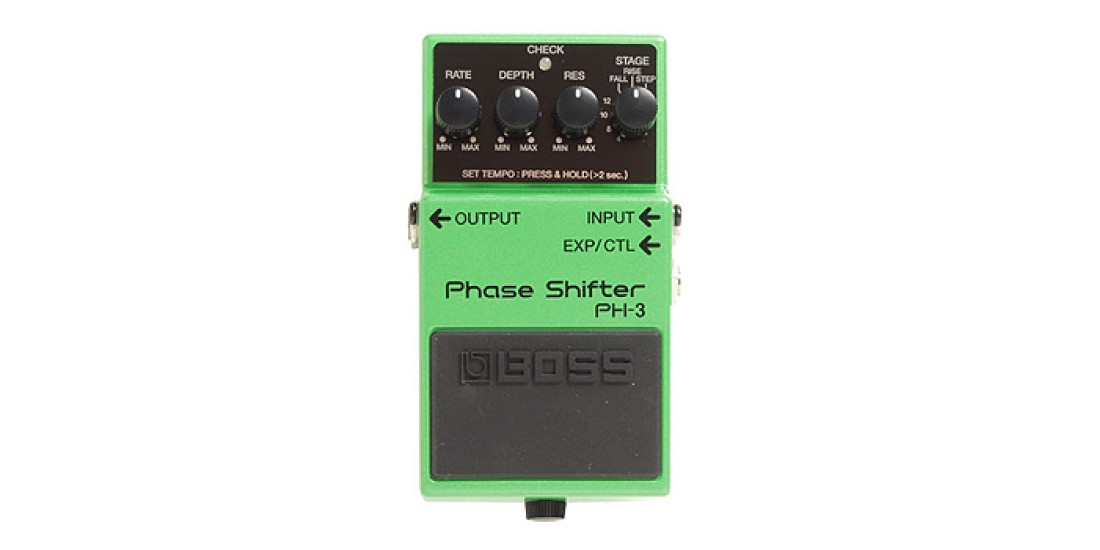Boss PH3 Phase Shifter Guitar Pedal