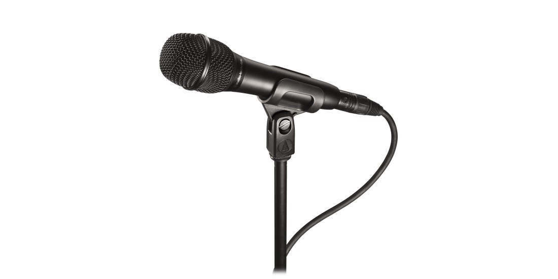 Audio  Technica  AT2010  Cardioid  Condenser  Hand  Held  Vocal  Microphone