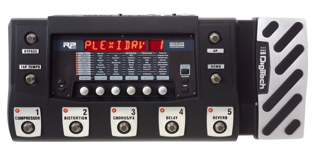 Digitech RP500 Multi Effects Processor Open Box