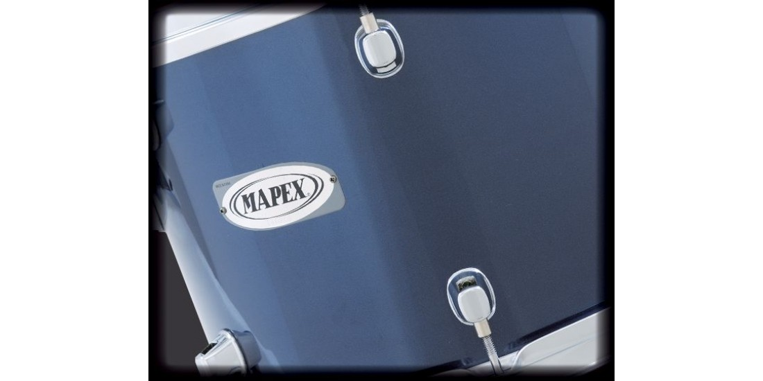 Mapex TS965A Double Braced Tom and Dual Cymbal Stand