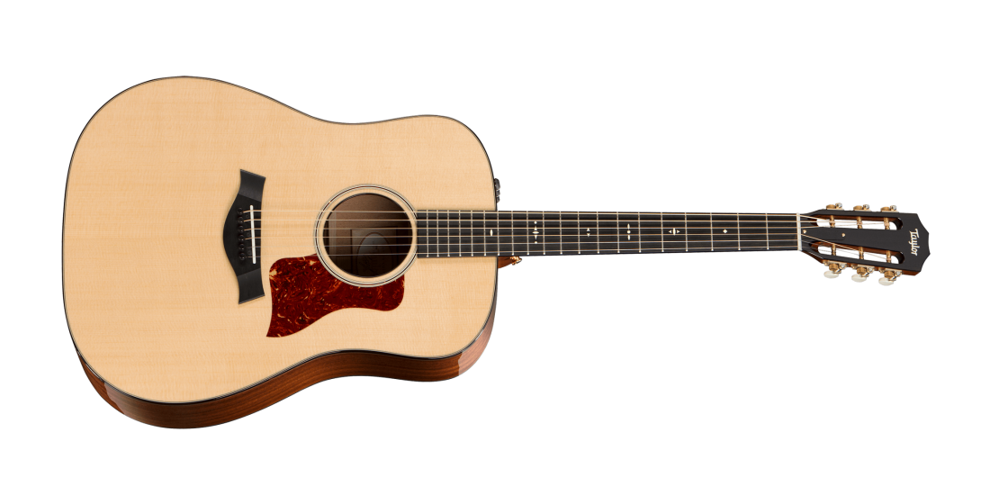 Taylor 510E Dreadnought Acoustic Electric Guitar with Hardshell Case