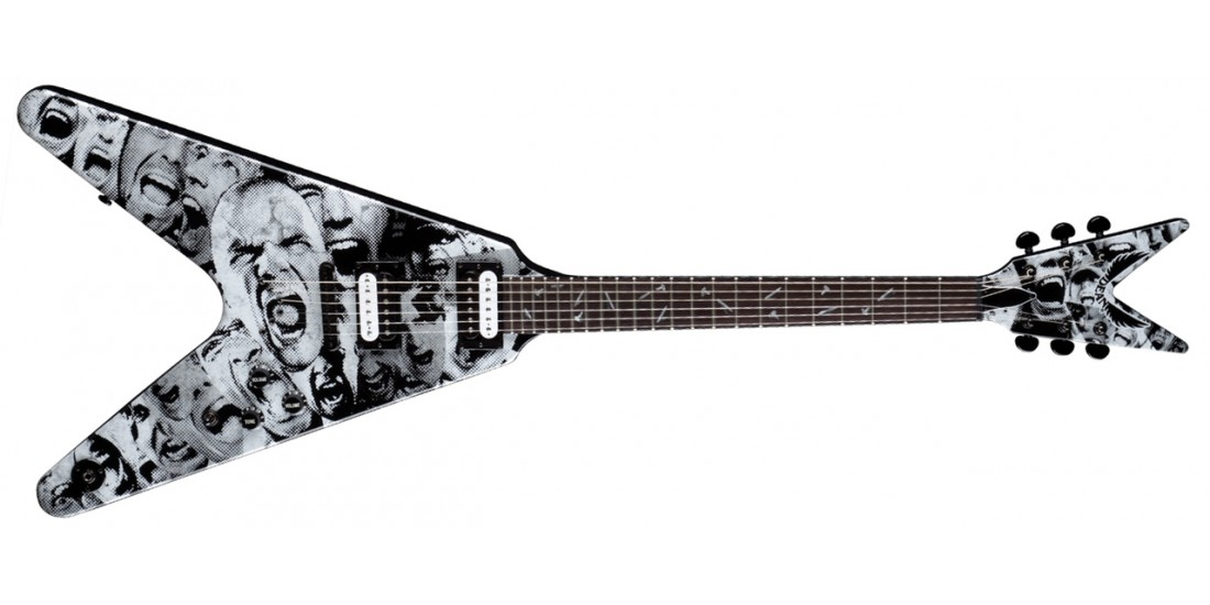 Dean Michael Schenker Strangers in the Night Signature Series Electric Guitar