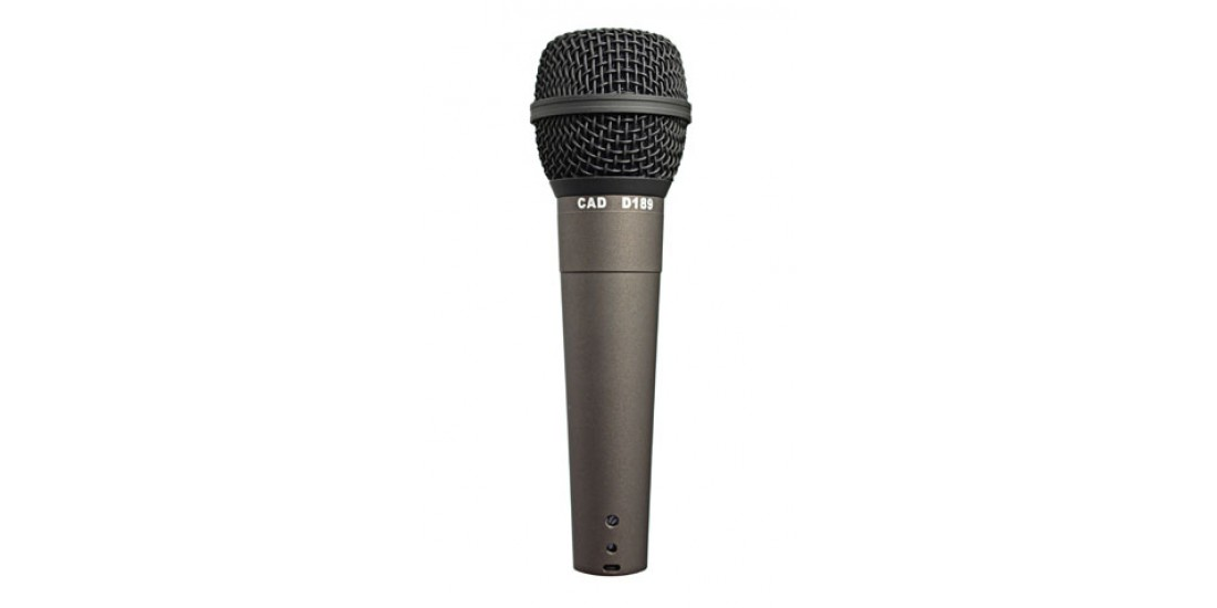 CAD Audio D189 Supercardioid Dynamic Microphone