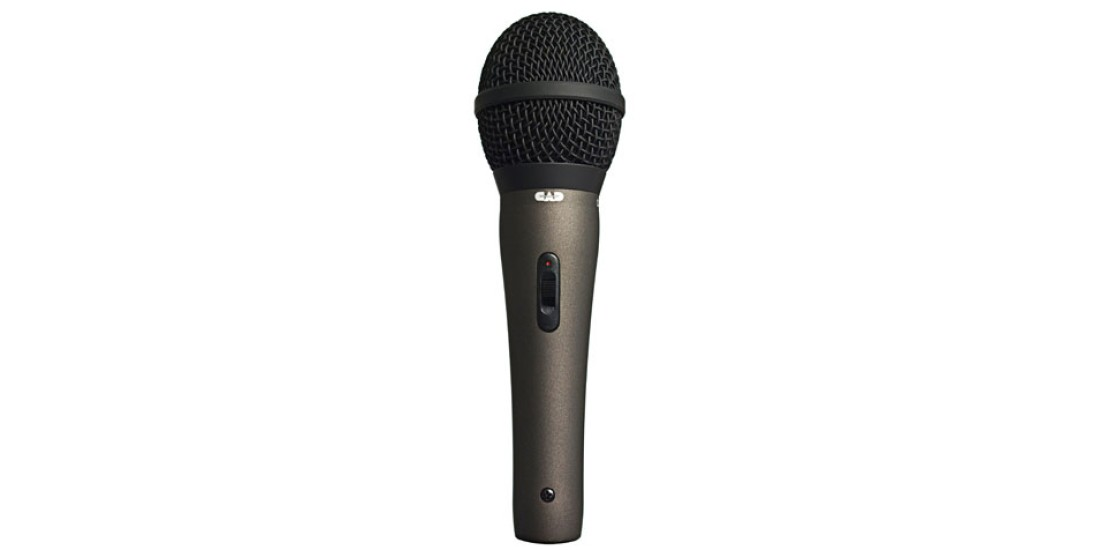 CAD Audio CAD22A Supercardioid Dynamic Microphone