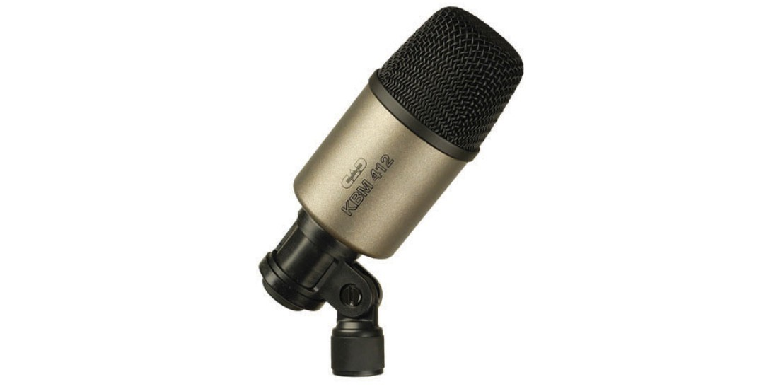 CAD Audio KBM412 Cardioid Dynamic Kick Microphone