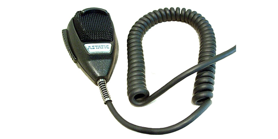 CAD Audio 631L Noise-cancelling Dynamic Palmheld Microphone