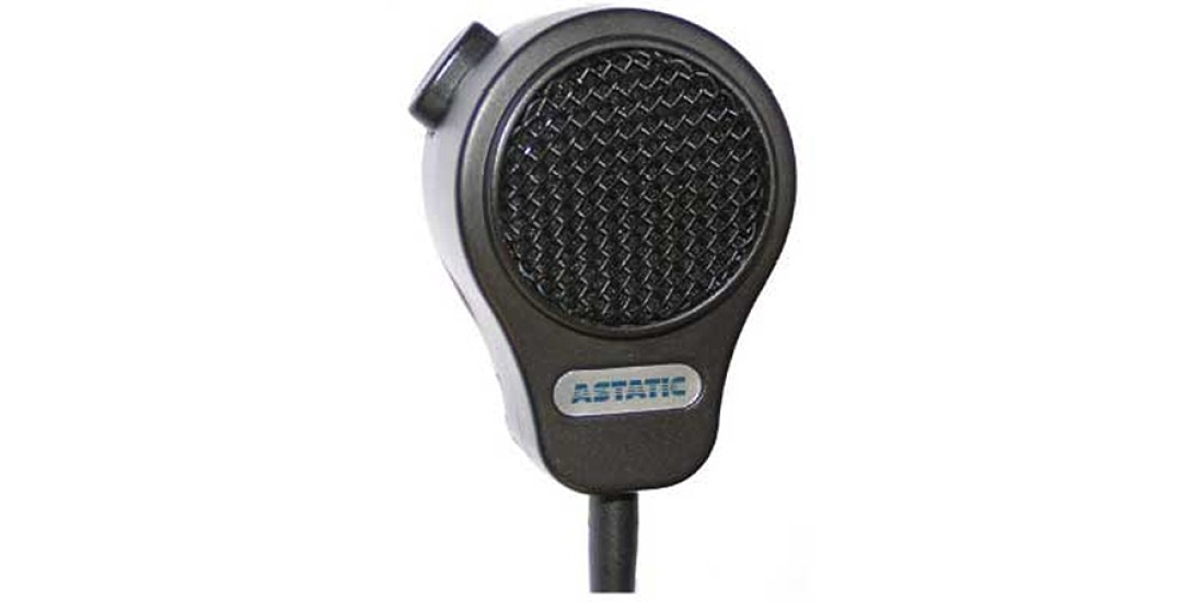 CAD Audio 651 Small Format Omnidirectional Dynamic Palmheld Microphone