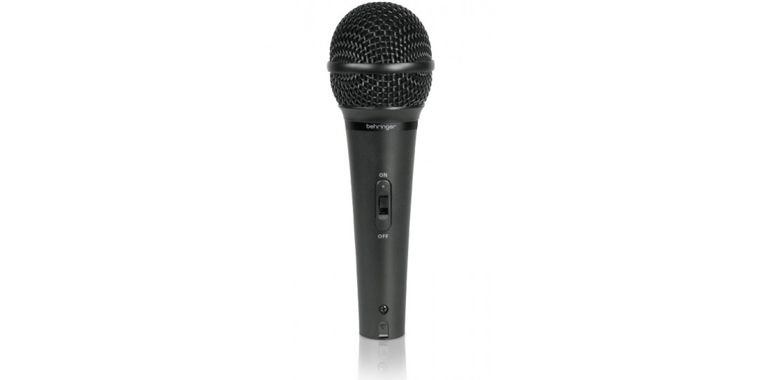 Behringer  XM1800S  Ultravoice  Microphone  3-Pack