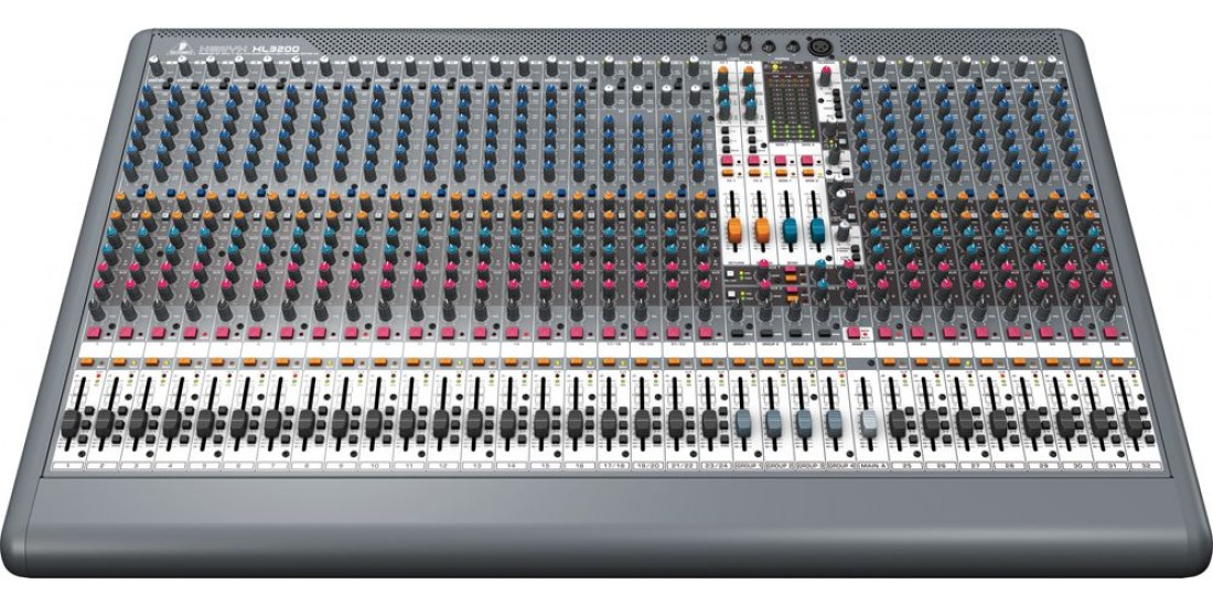 Behringer XENYX XL3200 Audio Mixing Console