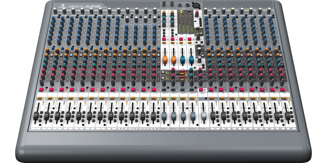 Behringer XENYX XL2400 Audio Mixing Console