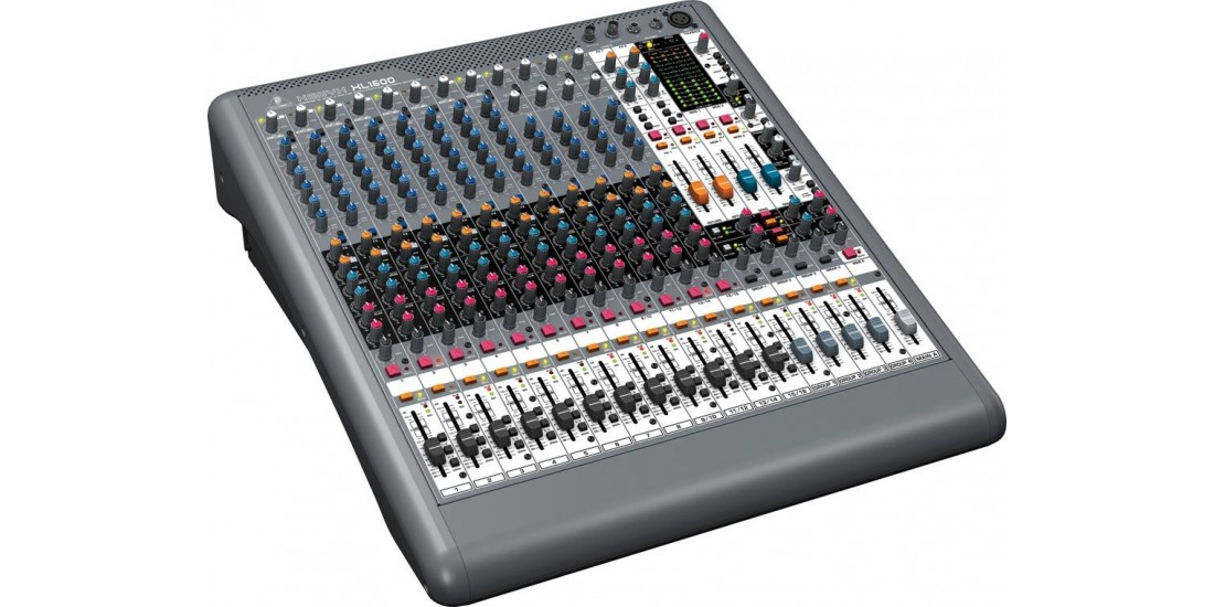 Behringer XENYX XL1600 Audio Mixing Console
