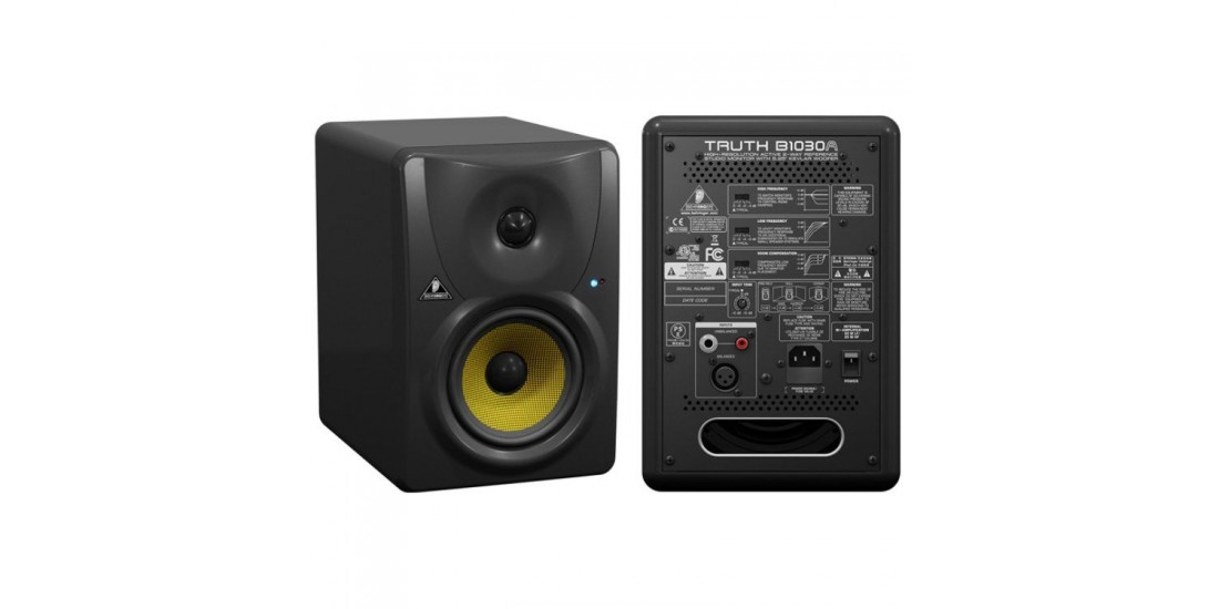 Behringer  B2030A  Truth  Studio  Monitor  (Each)