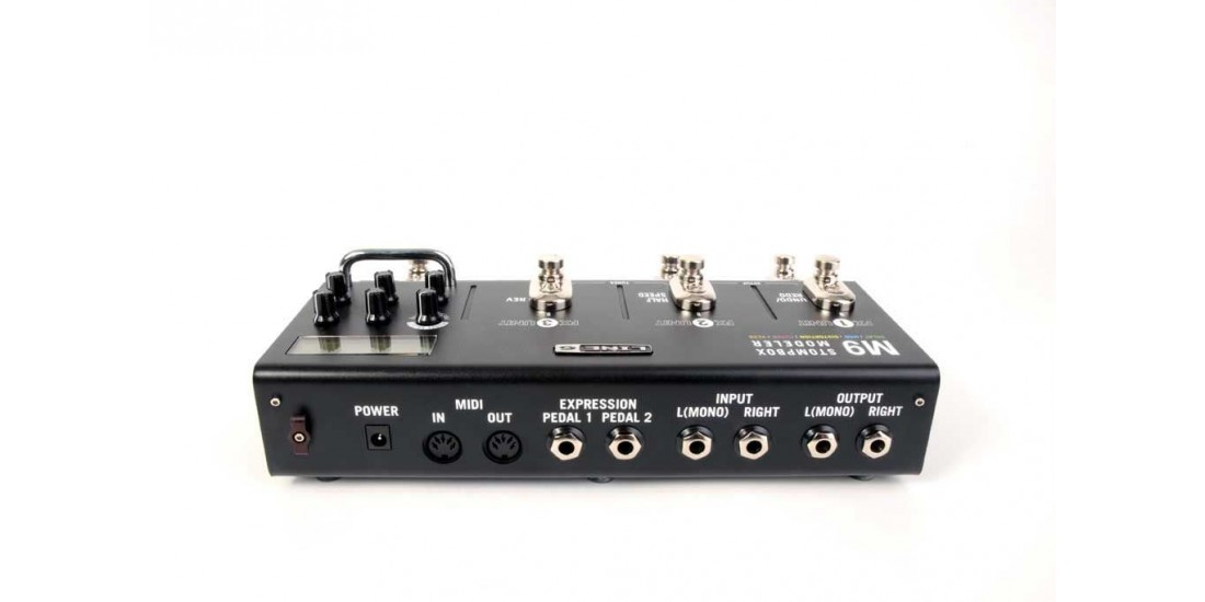 Line 6 M9 Stompbox Modeler Multi-Effects Pedal