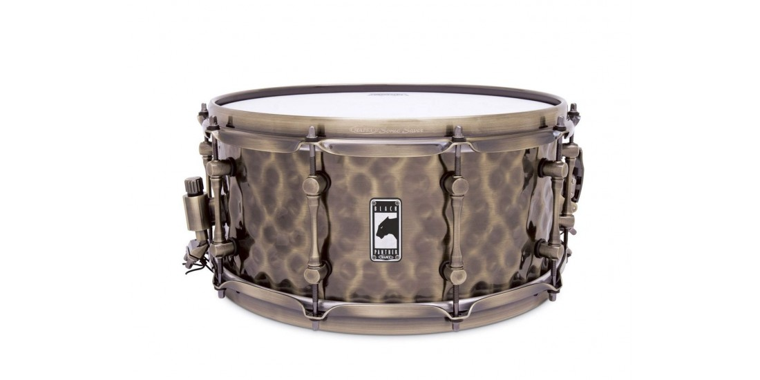 Mapex BPBR465HZN Black Panther Snare Drum the Sledge Hammer
