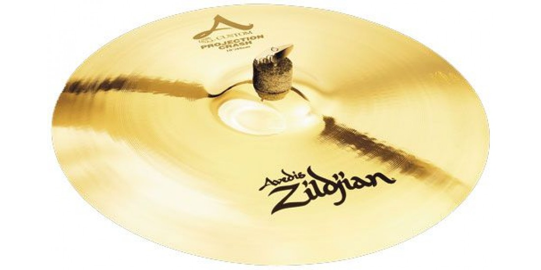 Zildjian A Custom Projection Crash Cymbal 18 Inch