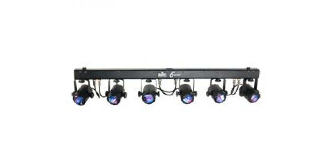 Chauvet 6 Spot light bar