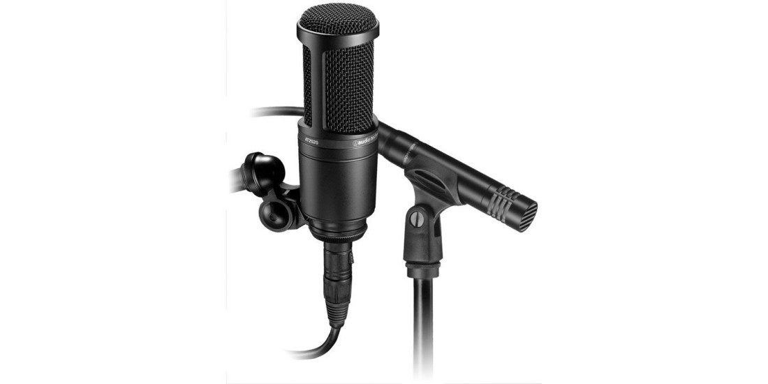 Audio  Technica  AT-2041SP  Studio  Microphone  Package