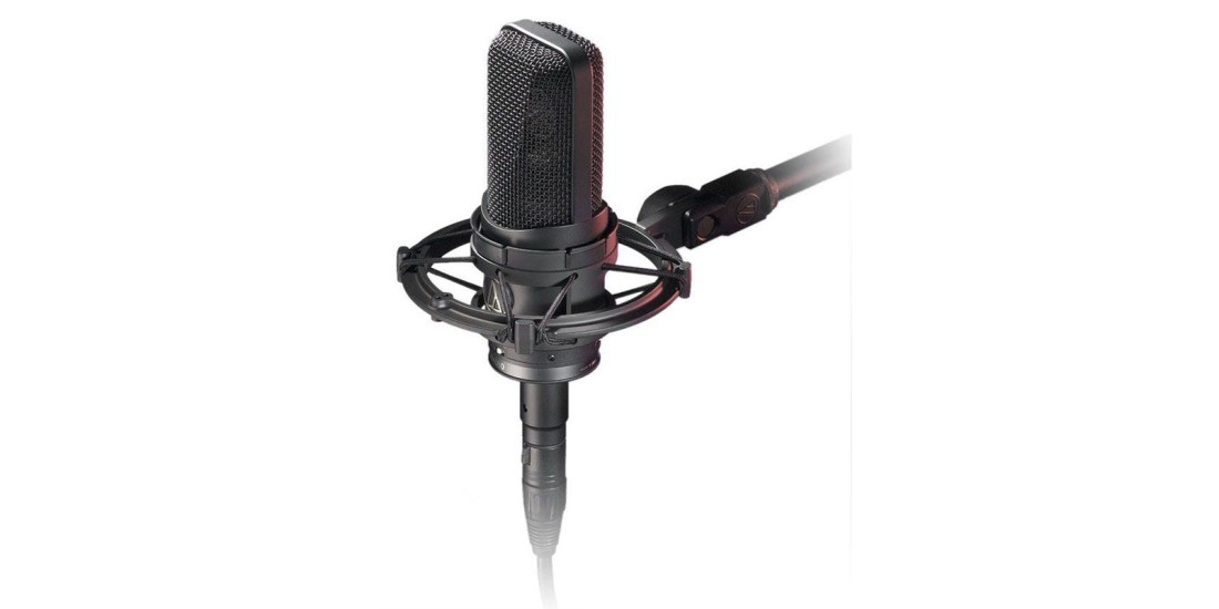 Audio Technica AT4050 Multi Pattern Studio Capacitor Microphone