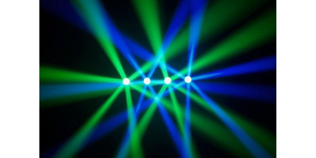 Chauvet CH-4PLAY LED Beam Effect System