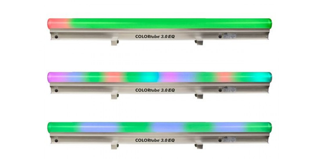 Chauvet ColorTube 3.0 EQ and Static Color Effect