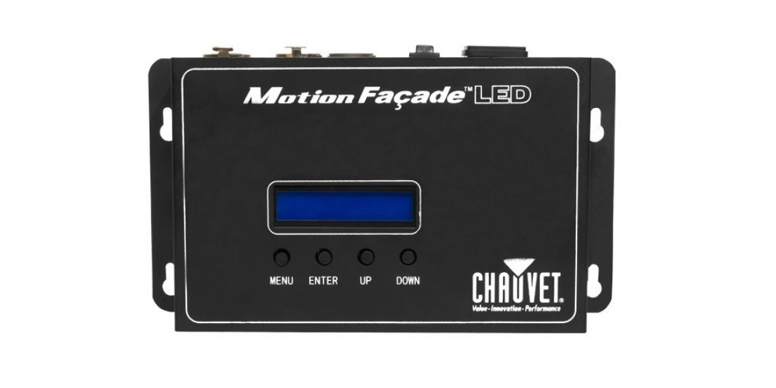 Chauvet Motion Facade LED DJ Stand Backdrop