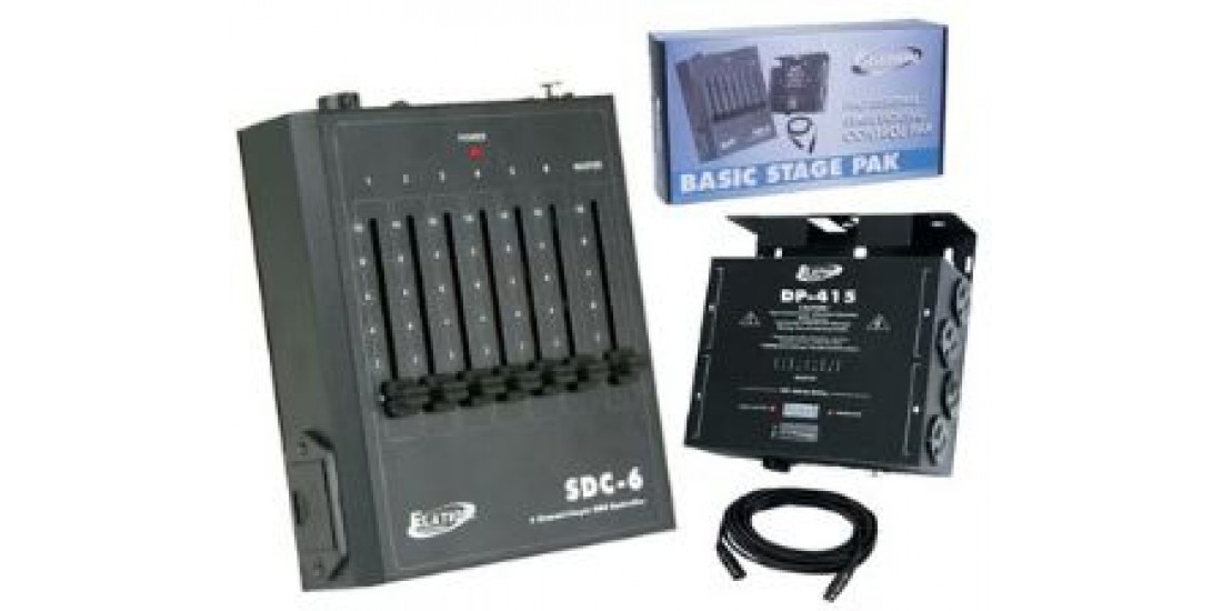 American DJ Basic Stage Pack