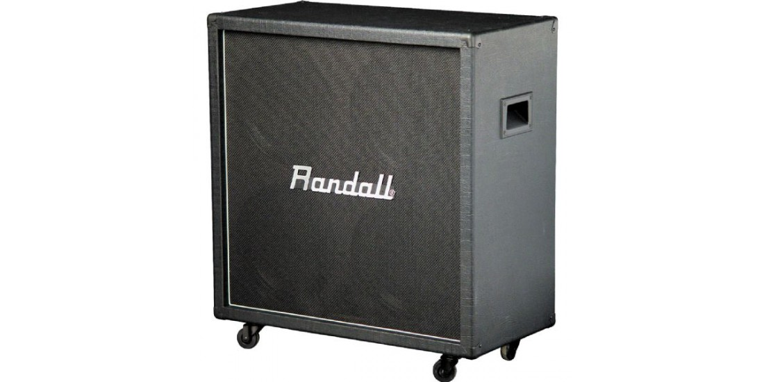 Randall RX412 Straight Front Cab