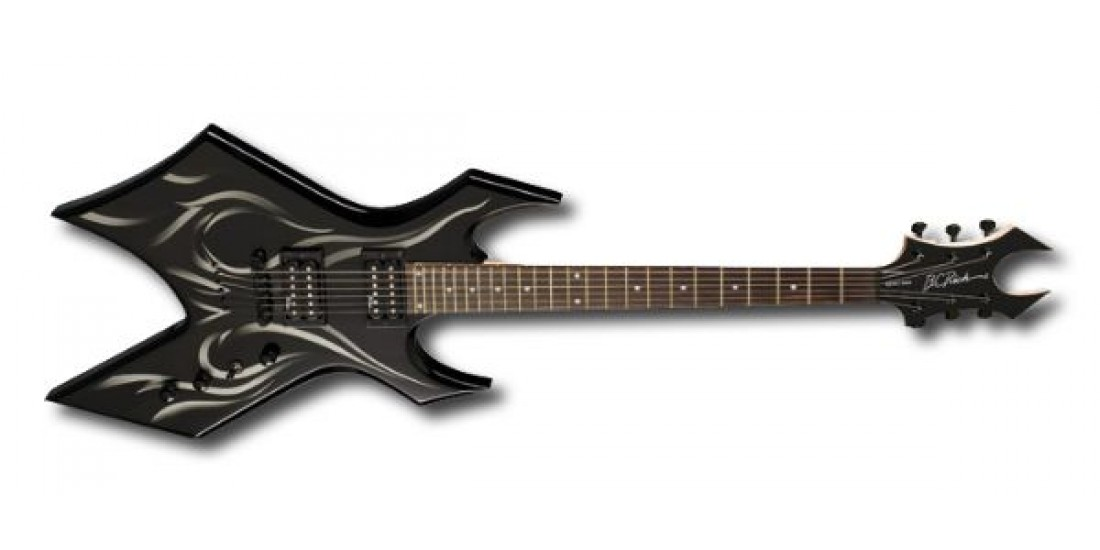 BC Rich KKWTFO Kerry King Wartribe 1 Warlock Electric Guitar