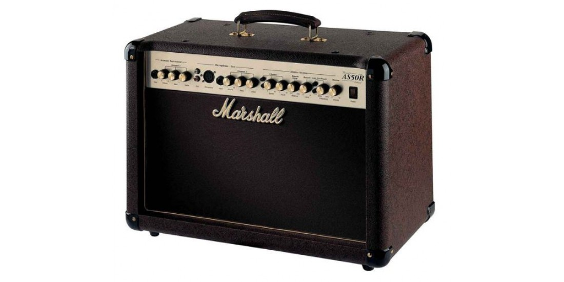 Marshall AS50D 2 Channel Acoustic Guitar Amplifier With Effects