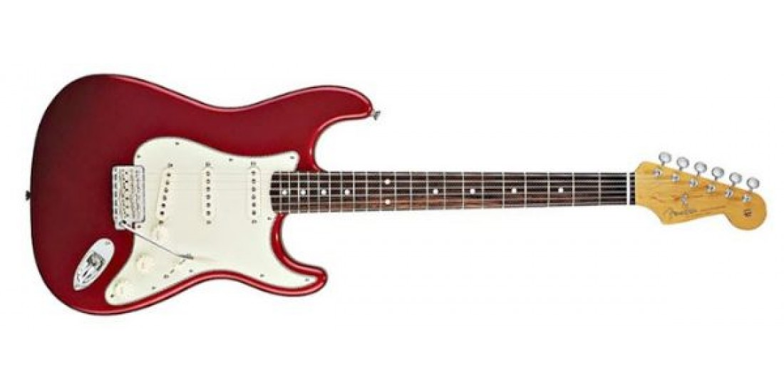 Fender Classic Player 60s Strat Candy Apple Red