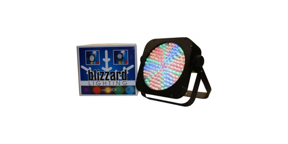 Blizzard  Lighting  The  Puck  RGBA  LED  Stage  Light