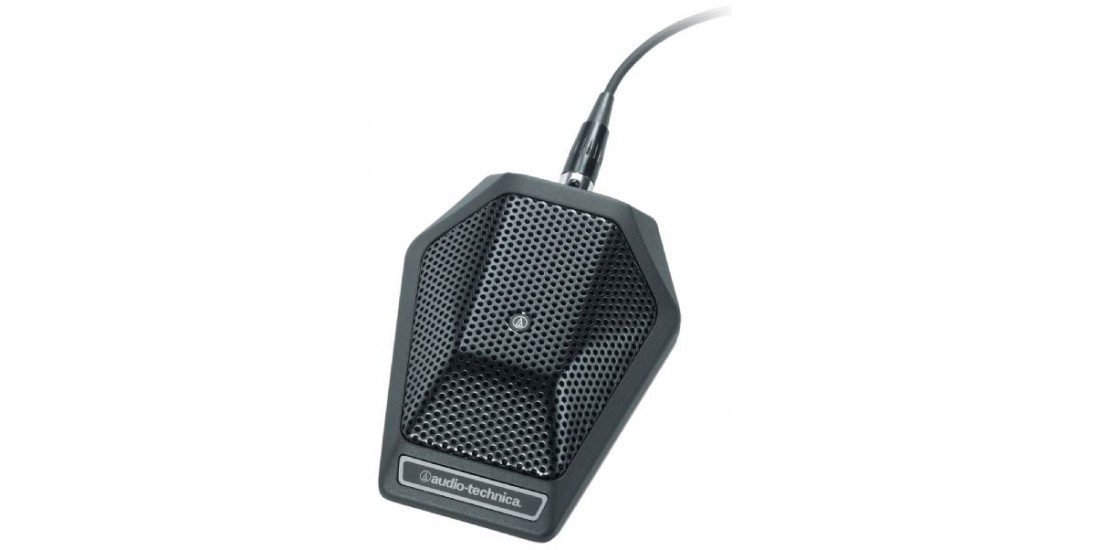 Audio  Technica  U851R  Unidirectional  Boundary  Condenser  Microphone