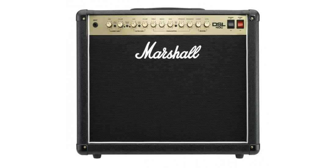 Marshall DSL40C 40 Watt All Tube Combo Amplifier
