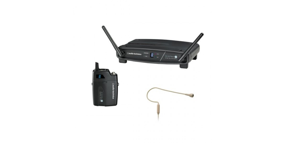 Audio  Technica  ATW-1101-H92-TH  Wireless  Microphone  System