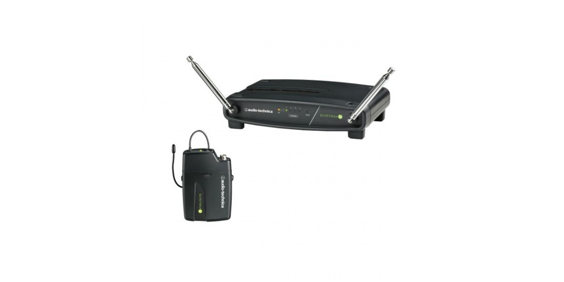Audio Technica ATW-901 Wireless Receiver and Transmitter System