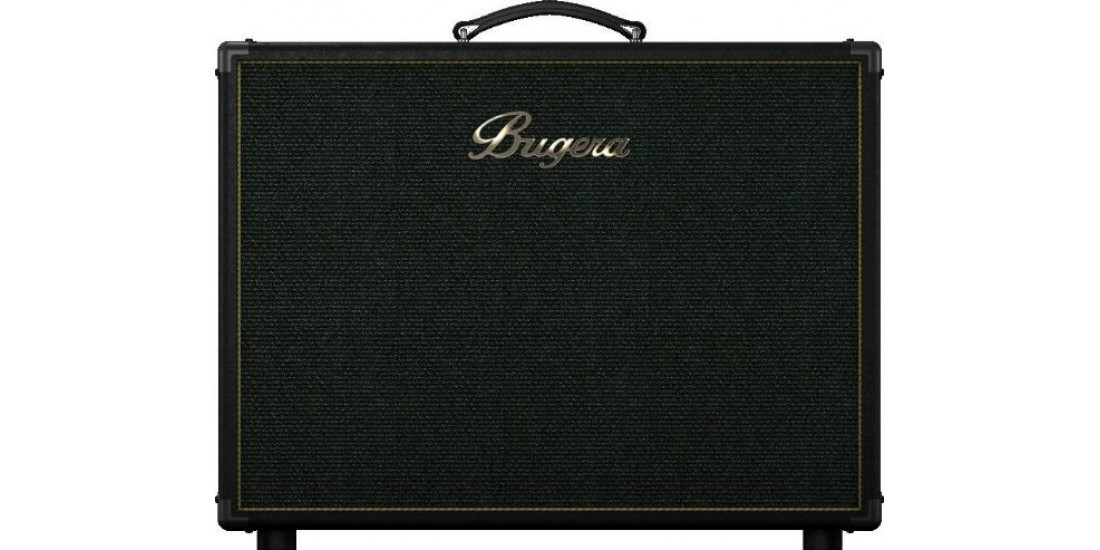 Bugera  212-TS  2x12  Guitar  Cabinet  with  Turbo  Sound  Speakers