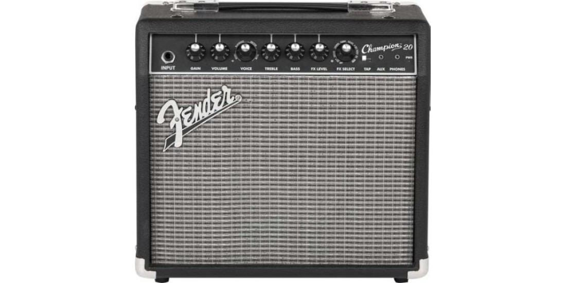 Fender Champion 20 20W Guitar Combo Amp with Effects